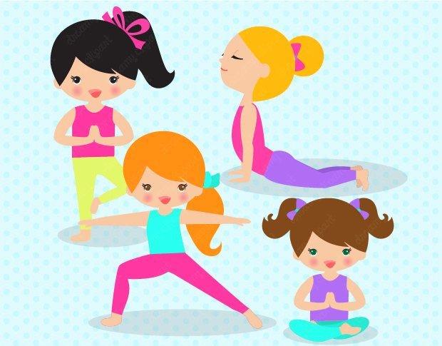 Yoga poses for kids 01