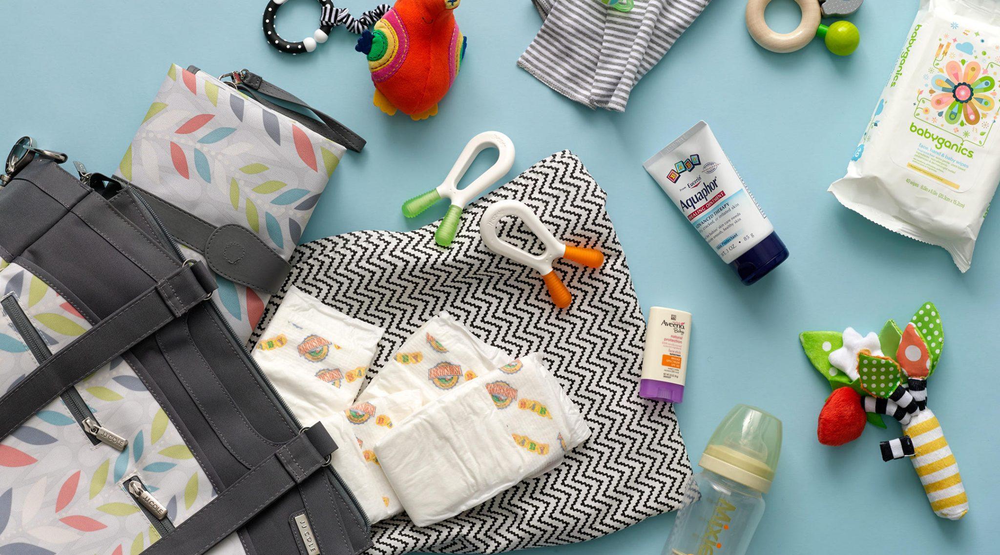 Perfect diaper bag 02
